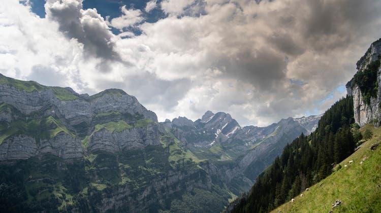 Unfall im Alpstein: Berggängerin stürzt bei Äscher zu Tode