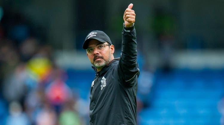 Bei Huddersfield Town feierte David Wagner seinen grössten Erfolg mit dem Aufstieg in die Premier League. Nun wird er YB-Trainer. (Keystone)