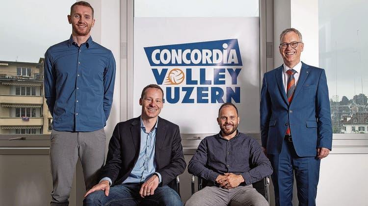 Nach der schwierigen Zeit im Frühjahr: Volley Luzern meldet sich gestärkt zurück