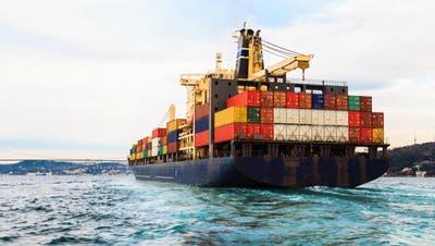 Mit der Erholung in Asien und den USA wurden Frachtcontainer Mangelware. (Bild: Getty)