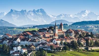 Schon Dutzende Male vorbeigefahren und doch nie ausgestiegen: Diese Schweizer Städtchen sind einen Besuch wert