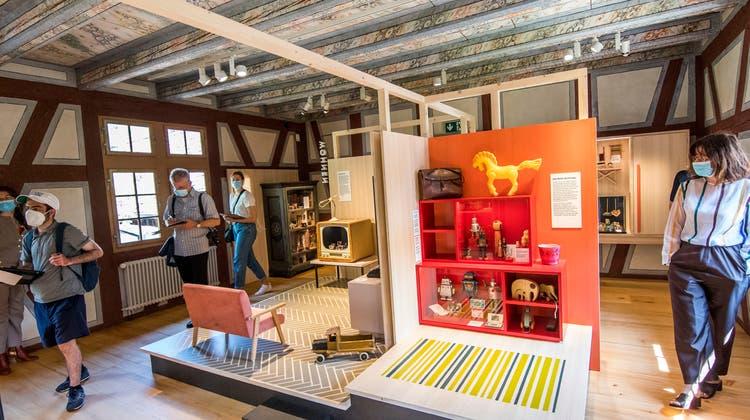 Riehen stellte das neue Museum Kultur und Spiel vor MUKS. (Nicole Nars-Zimmer)
