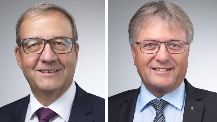 Rückblick: die Vereidigung von Josef Niederberger zum Regierungsrat. (Archivbild: Corinne Glanzmann (Stans, 29. Juni 2016))