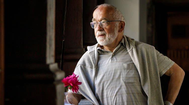 Paul Meier war der ehemaliger Guardian im Kapuzinerkloster. (Hanspeter Bärtschi)
