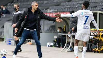David Wagner, der frühere Schalke-Coach, ist der neue Trainer der YB-Meistermannschaft. (Bild: FC Schalke 04)