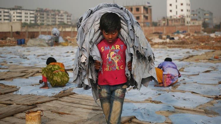 160 Millionen Kinder müssen arbeiten: Pandemie sorgt für traurigen Rekord