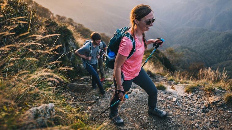 Wandern: Routen und Grillstellen