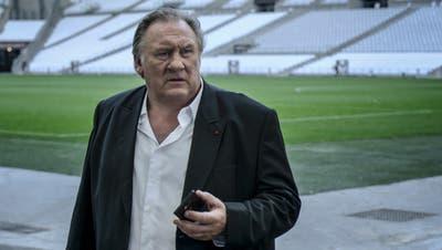 Der französische Schauspieler Gérard Depardieu in der Serie «Marseille». (Bild: Netflix)