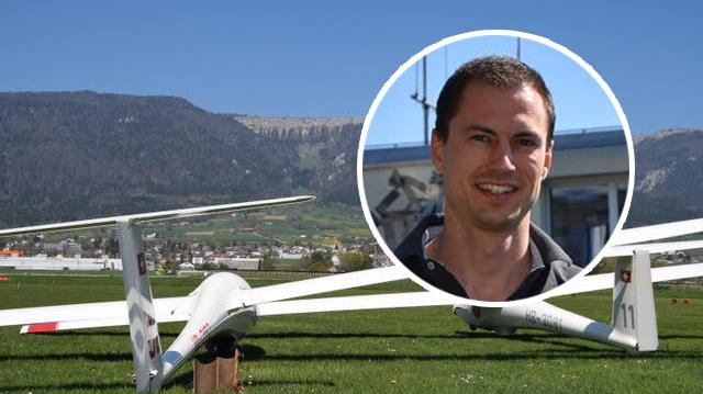Der Flughafen Grenchen ist ein guter Ausgangspunkt für lange Segelflüge entlang des Juras. (Peter Brotschi)