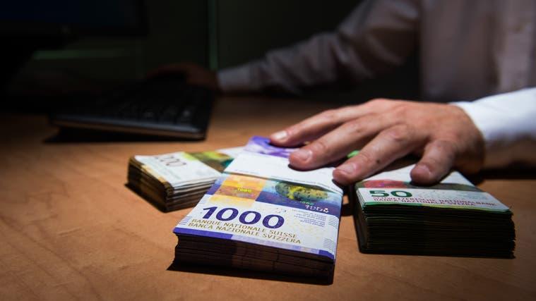 Die G-7-Staaten wollen Steuerschlupflöcher für Unternehmen schliessen – mit einer globalen Mindeststeuer. (Bild: Alessandro Crinari / KEYSTONE)