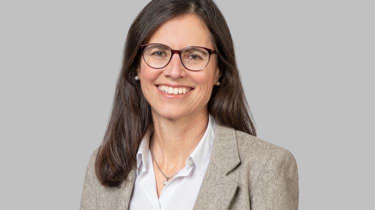 Arianne Moser-Schäfer heisst die neue Verwaltungsratspräsidentin der Raiffeisenbank Kelleramt-Albis. (zvg)