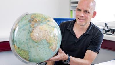Oliver Bolliger vom Ausländerdienst Baselland fürchtet um die Integrationsangebote des Vereins, sollte es keine KIP-Gelder mehr geben. (Kenneth Nars)