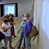 Die Pläne des Fischinger Gemeinderates lösen rege Diskussionen aus. ((Bild: Christoph Heer))