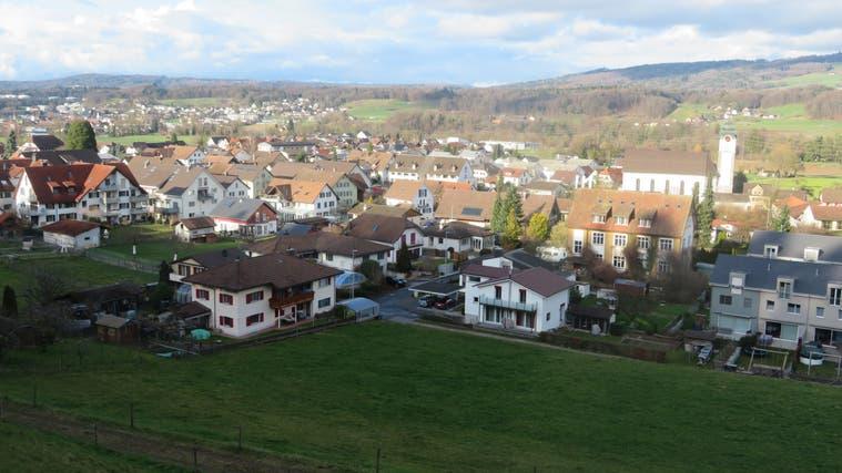 1470 Einwohner zählt Tägerig. Ob die kleine Gemeinde weiterhin eigenständig bleibt, steht in den Sternen. (Marc Ribolla(9.3.2020))
