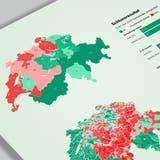 So haben Ihre Gemeinde und Ihr Kanton abgestimmt – die Abstimmungsresultate in der Live-Übersicht
