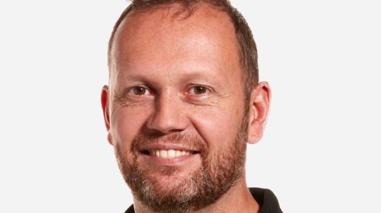 Er ist der neue Assistent an der Seite von Lars Leuenberger: Stefan Schneider (45). (ZVG)