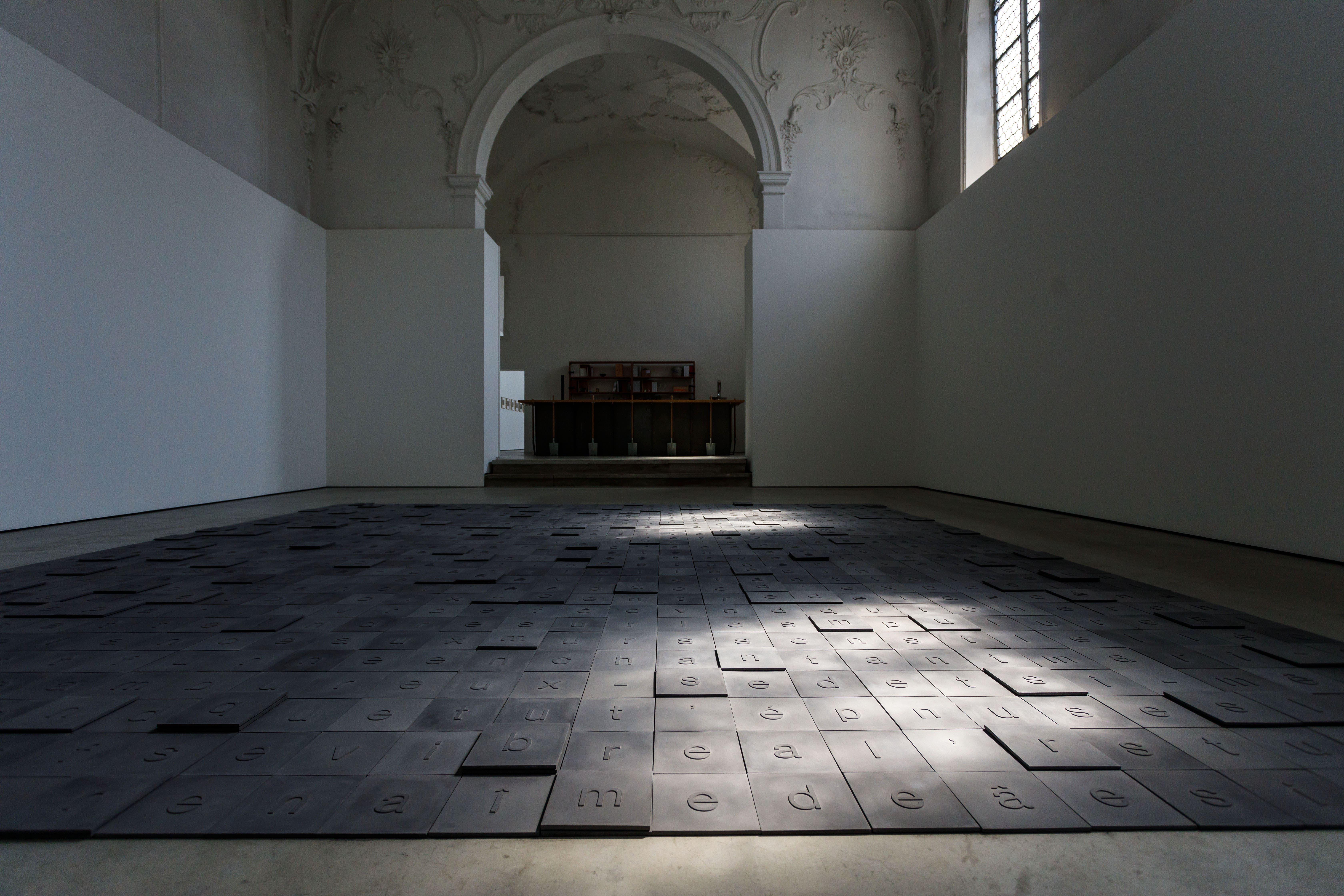 Ausstellung Romain Crelier im Haus der Kunst
