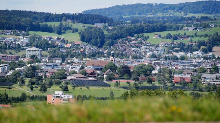 Baar: für Firmen steuergünstigste Gemeinde im steuergünstigsten Kanton Zug. (Stefan Kaiser (11. August 2020))
