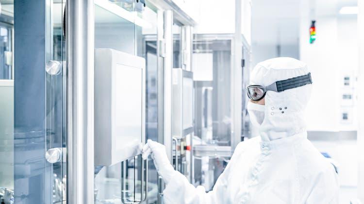 Dätwyler will die emissionen in der Pharmaindustrie reduzieren. (PD)