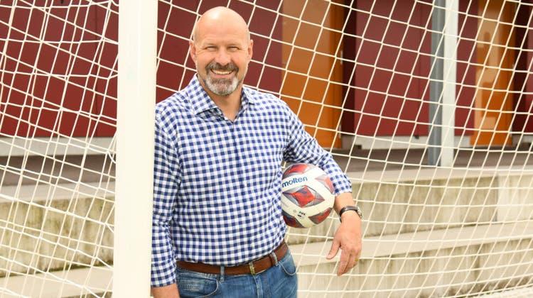 Andreas Hilfiker kehrt zum FC Aarau zurück. (FCA / zvg)