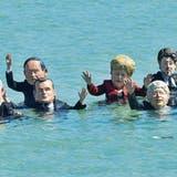 G7 planen eine neue «neue Seidenstrasse» – und China zuckt nur mit den Schultern