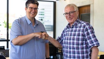 Hans Ruedi Ingold verteidigt das Gemeindepräsidium klar