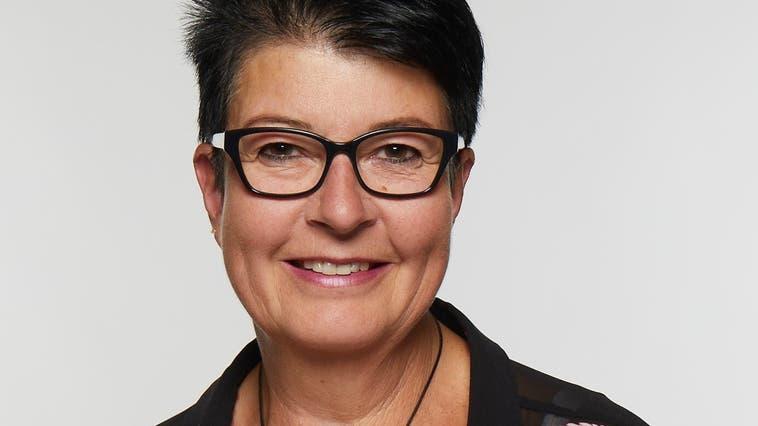 Daniela Widmer, Frau Gemeindeammann Bellikon (Alexander Volmar / Aargauer Zeitung)