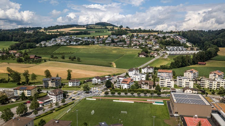 Die Gemeinde Schenkon (Bild: Dominik Wunderli)