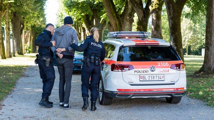 Das PMT gibt der Polizei mehr Möglichkeiten zur Terrobekämpfung. (Kapo Bl / KANTONSPOLIZEI BASEL-LANDSCHAFT)