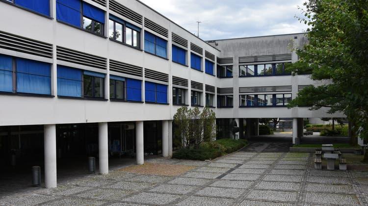 Die Kantonsschule Sargans kann nun doch erweitert werden. (Bild: Michael Kohler)