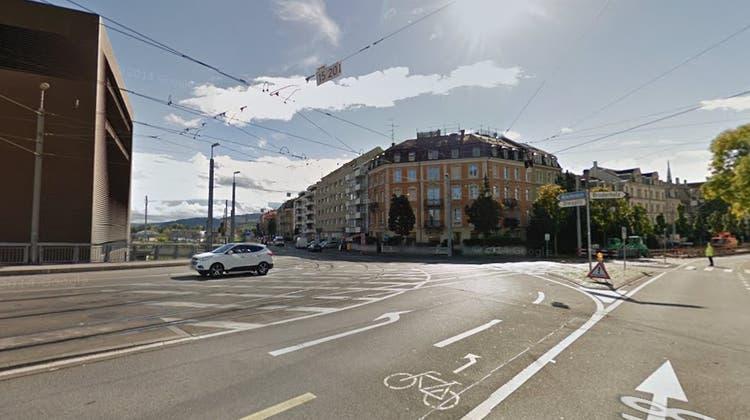 So verändert sich die Verkehrsfürhung auf der Münchensteinerbrücke. (zvg/Bau- und Verkehrsdepartement)