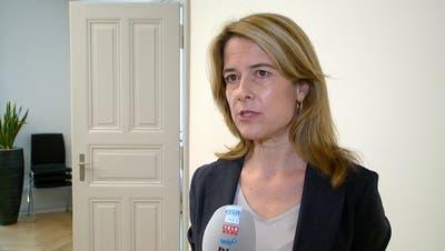 «Das CO2-Gesetz ist nicht der Grund»: FDP-Präsidentin Petra Gössi über ihren Rücktritt