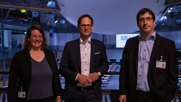 Silvan Hilfiker neuer FDP-Fraktionspräsident – Freiämter Grossrat übernimmt Führung der FDP-Fraktion im Grossen Rat