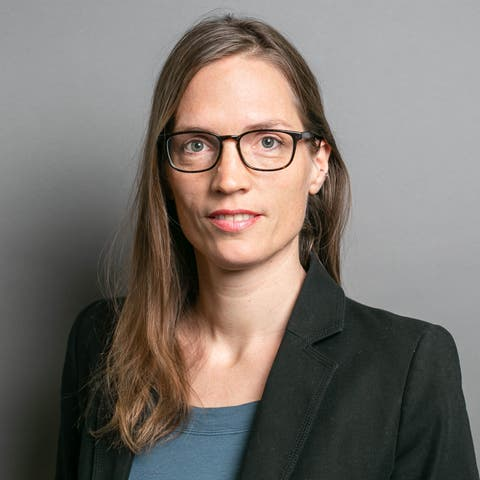 Sabine Kuster, Co-Leiterin Leben&Wissen