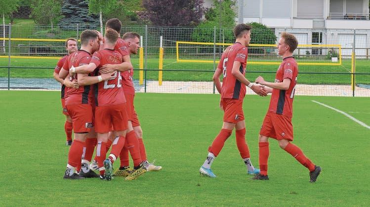 Finalissima entscheidet über den Aufstieg in die 2. Liga regional