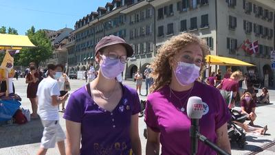 30 Jahre Frauenstreik: Deswegen gehen Schweizer Frauen heute auf die Strasse