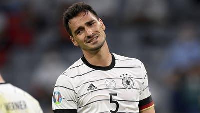 Mats Hummels ist enttäuscht. (Matthias Hangst / AP)