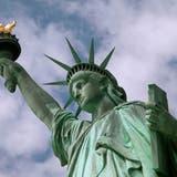 Können Schweizer Touristen die Freiheitsstatue in New York schon bald wieder aus nächster Nähe bewundern? (Richard Drew / AP)