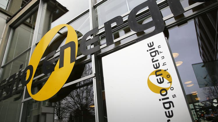Die Regio Energie Solothurn soll eine Eigentürmerstrategie erhalten. (Hanspeter Bärtschi)