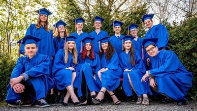 International School Rheintal feiert ihre Absolventen
