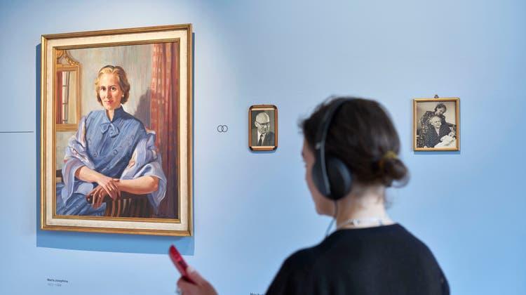 Mittels Audioguide können Besucherinnen und Besucher in das historische Baden von Früher eintauchen. (Bilder: Philipp Hänger)