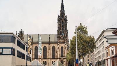 Offene Kirche Elisabethen wird mit demLGBTI-Label ausgezeichnet