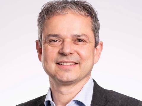 Philipp Hadorn, Präsident von der Gewerkschaft SEV-Gata, welche das Swiss-Bodenpersonal vertritt.