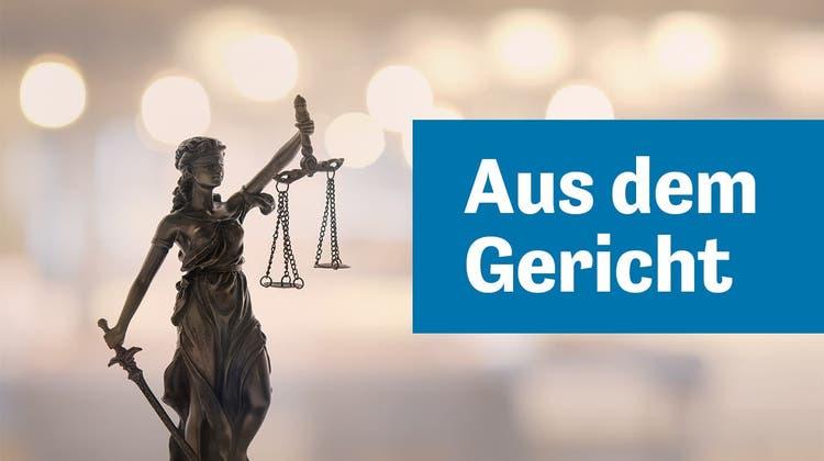 Böller in Festhalle Willisau gezündet: Mann kommt mit bedingter Geldstrafe davon