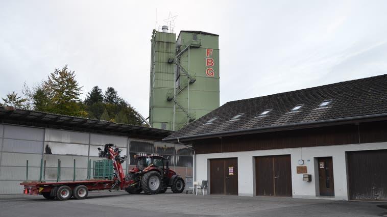 Der Forstbetrieb Gränichen-Unterkulm bleibt vorerst eigenständig. Im Bild die Werkbauten im GränicherMoortal. (Daniel Vizentini)