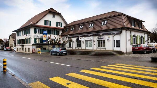 «Löwen» und «Chillout» in Boswil wurden mit dem Best Location Award ausgezeichnet und gehören jetzt zu den schönsten Eventlokalen der Schweiz. (zvg)