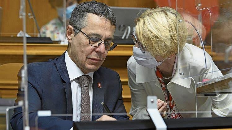 Grosse Abrechnung im Bundeshaus: Was von der Europa-Sonderdebatte bleibt –drei Erkenntnisse