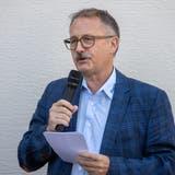 Drang mit dem gemeinderätlichen Antrag nach stillen Wahlen durch: Gemeindepräsident Peter Frei. (Patrick Lüthy)