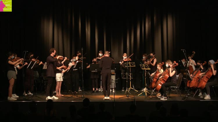 Kulturelles Highlight der Musikschule Olten in der Schützi