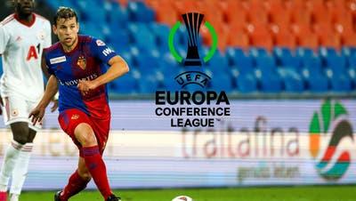 Fabian Frei und der FC Basel streben die Gruppenphase an. Dafür müsste der FCB drei Quali-Runden überstehen. (Freshfocus)